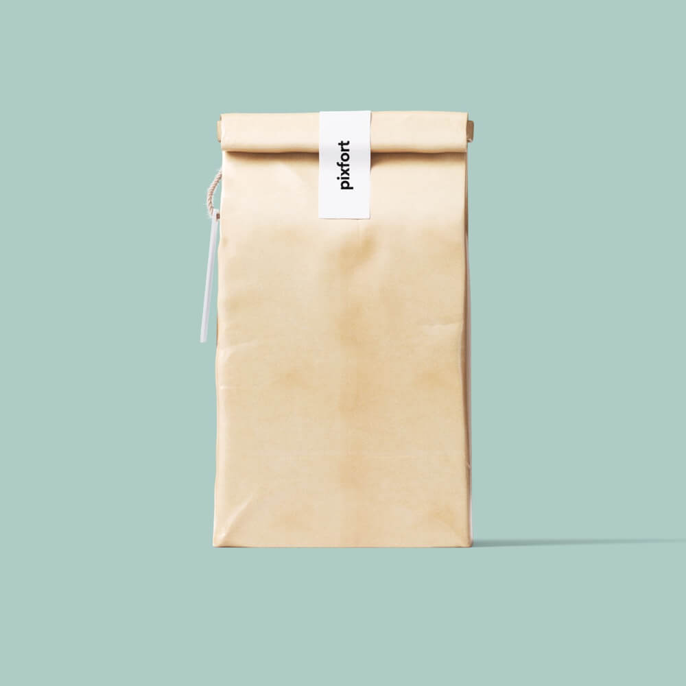 Pixfort Paper Bag