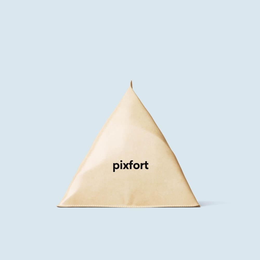 Pixfort Pyramid Bag