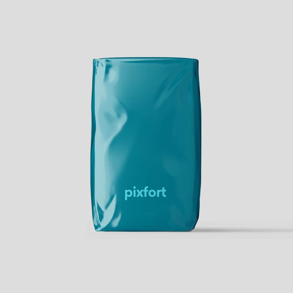 Pixfort Teal Bag