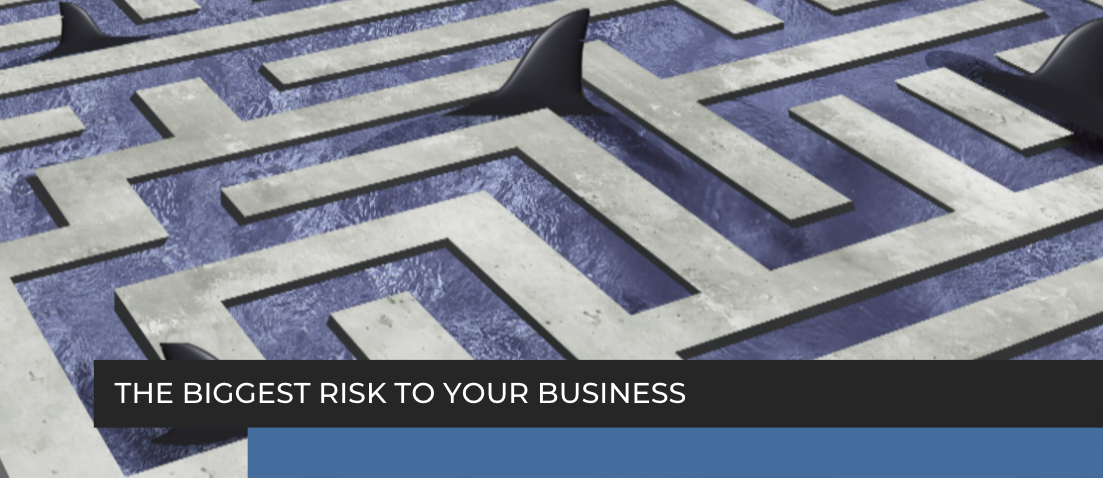 The Biggest Risk to your Business